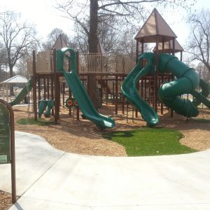 Nature Grounds NDS Playground - Muskogee, OK gallery thumbnail