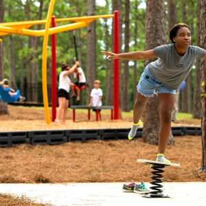 Large Inclusive Playground & Outdoor Fitness Area - Wilmington, NC gallery thumbnail