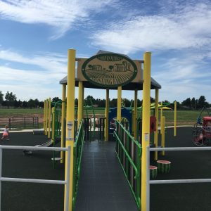 Farm Theme Inclusive Playground - Mustang, OK gallery thumbnail