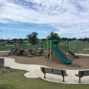 Playground with a Unique Look - Oklahoma City, OK  gallery thumbnail