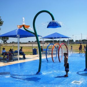 Water Play at the Pool - Bartlesville, OK gallery thumbnail