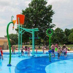 Fun Water Play Splash Park - Lee's Summit, MO gallery thumbnail